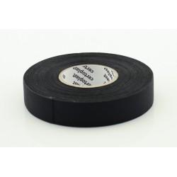 Hittebestendig  tape  19mm x 25m zwart