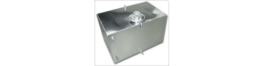 aluminium tanks op maat .brandstoftanks rvs /aluminium